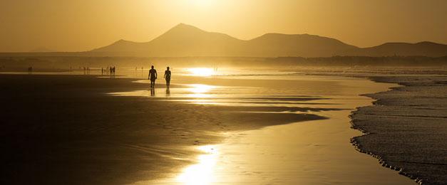 3 beautiful beaches in Lanzarote